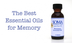 best essential oils memory