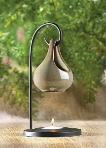 tea candle diffuser