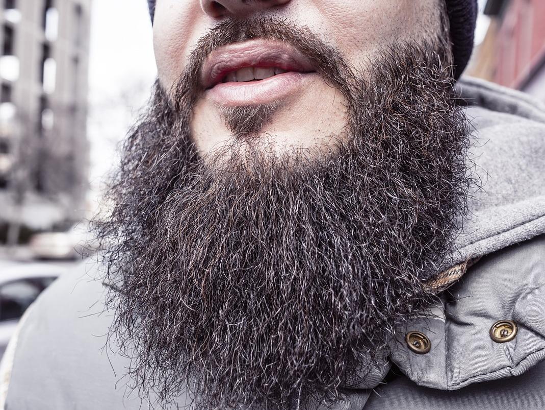 how to make beard soft