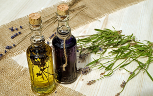 bath oils menstrual