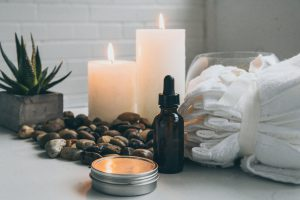 essential oils for spas